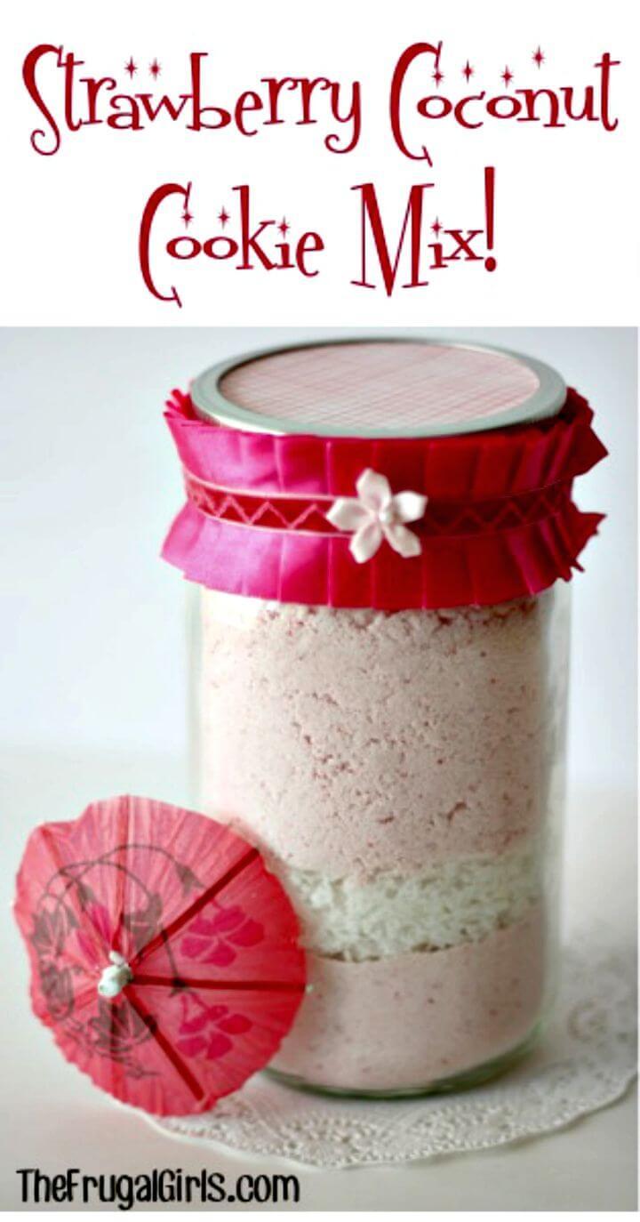 Adorable Cookie Mixes in a Jar Recipe