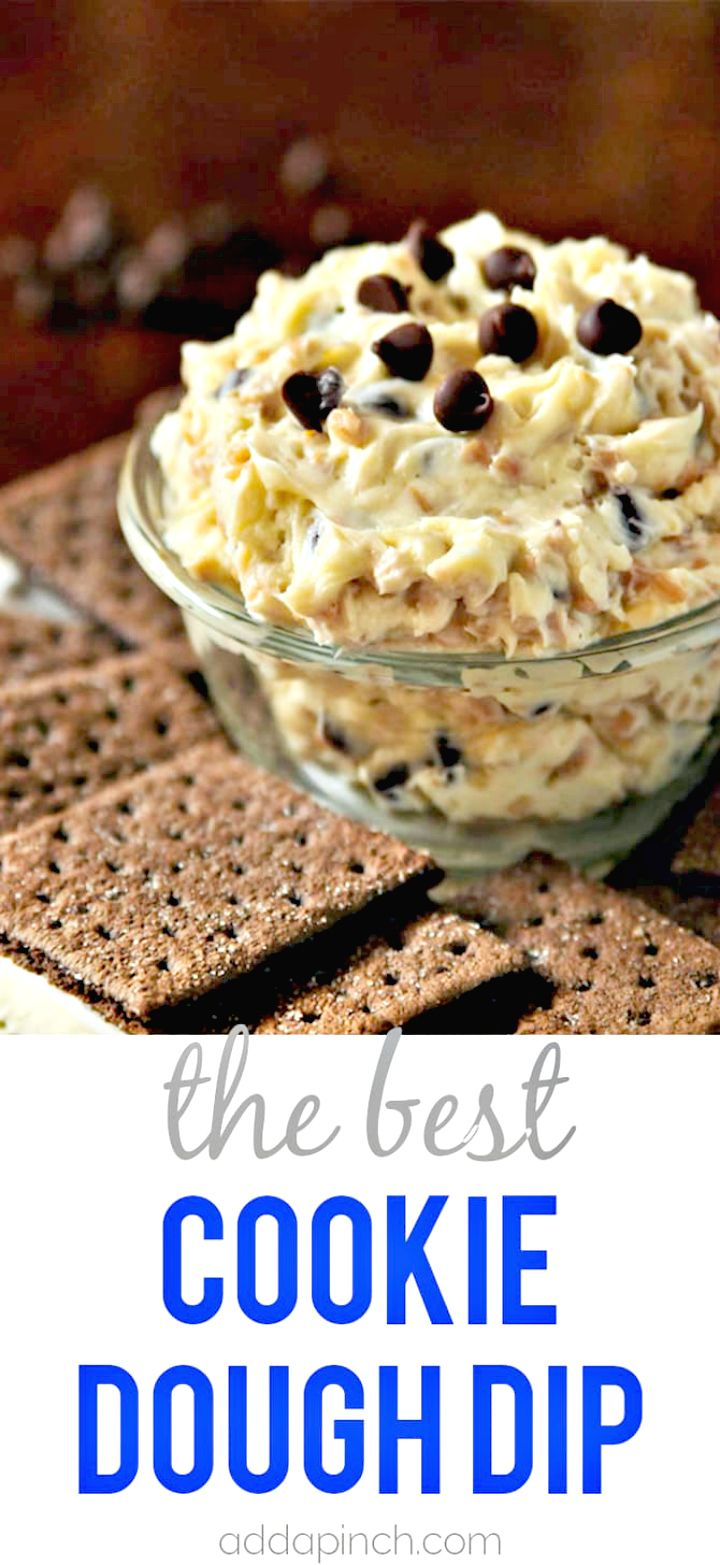 Best Cookie Dough Dip Recipe