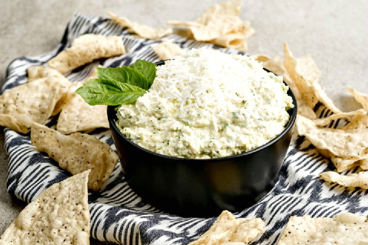 Best Goat Cheese and Artichoke Dip Recipe