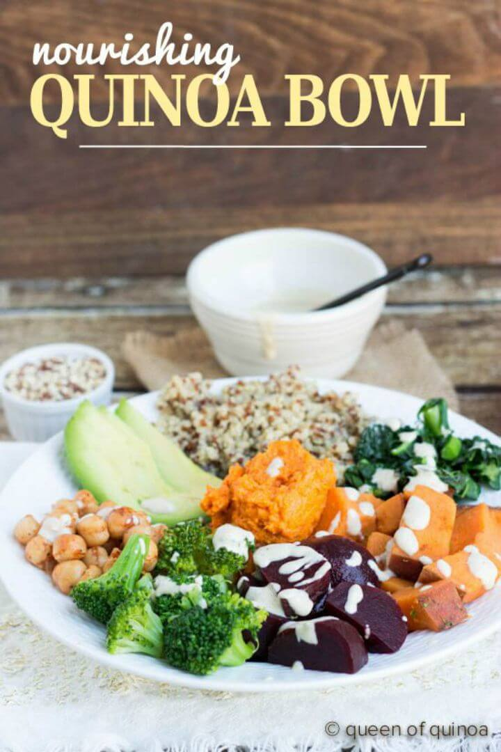 Nourishing Quinoa Bowl Recipe