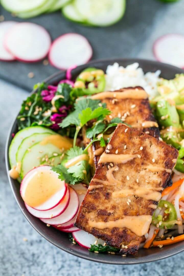 Banh Mi-less Banh Mi Bowl Recipe