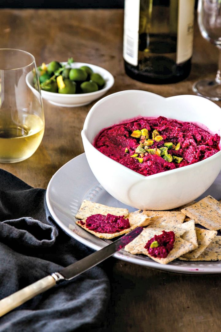 Make Egyptian Beetroot Dip Recipe
