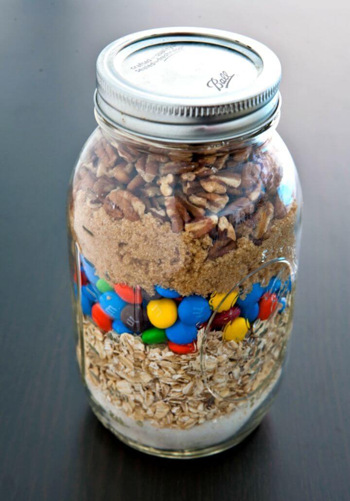Make a Monster Cookies Mix Recipe